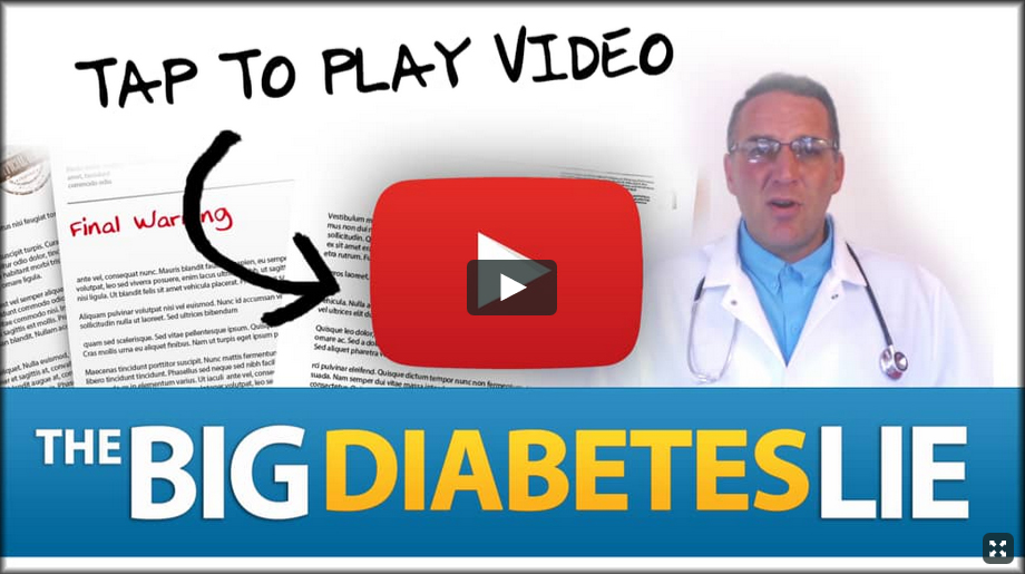 BigDiabetesLie Video