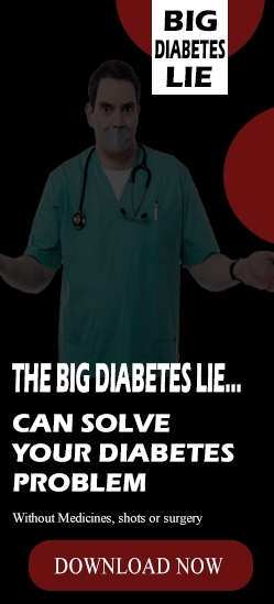 Order Big Diabetes Lie Program